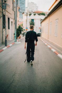 TRÅD Studio in Tel-Aviv 🕶 #modnerozmowy #fashion #blogger #ootd #streetlook #boy #style #tlv #israel #highfashion #model #model #look #brylove #picture #arts #menstyle #men #travel #trip #summer