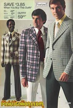 Truly what gave car salesmen a bad rep: 70s #fashion