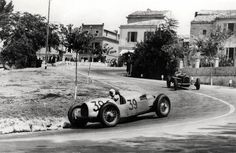 The Pescara Circuit in Italy, the longest ever race track used in Formula One - 16 miles! Host to a number of famous races, the track was so fast even pre-war cars could reach speeds of 185mph. From: EFG Gallery of the Month: Forgotten circuits of the world | Classic and Sports Car