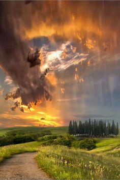 Los cielos cuentan Tu Gloria
