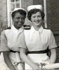 In 1969 Black and minority ethnic nurses made up about 25 per cent of NHS hospital staff.