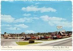 Petticoat Junction Amusement Park, Panama City Beach, postcard | Flickr - Photo Sharing!