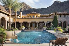 Arizona desert luxury mansion for sale at the price of $25 Million