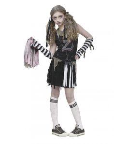 Zombie cheerleader costume ideas zombie cheerleader costume zombie cheerleader girls costume halloween costumes loveitsomuch solutioingenieria Gallery