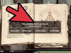 Image titled Do the Oghma Infinium Glitch in Skyrim Step 13