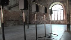 "Janet Cardiff & George Bures Miller  ""40 Part Motet"" @ Venice Architectural Biennale 2010"