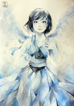 Steven Universe - Lapis Lazuli Más