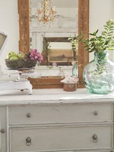 Fall means it's time to bring out wooden textures, rusty goodness, and deeper color tones. Fall Vignettes, Dining Room Hutch, Wooden Textures, Wood Siding, Maine House, Cottage Style, Fall Decor, Shabby Chic, Christmas Decorations