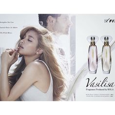 I Produced 2 perfume with such beautiful aroma! So elegant, they are my masterpiece!  香水をプロデュースしたよー♪とても上品で大人な香りなの。 ぜひCheckしてみて♪  Rola (Japanese model n TV personality)