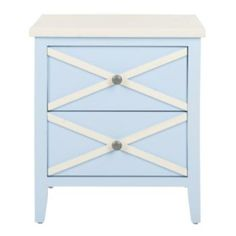 Safavieh Sherrilyn 2-Drawer Side Table