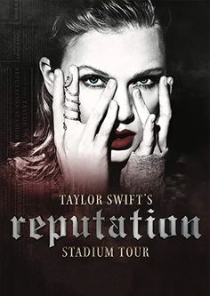 The iconic Taylor Swift reputation Stadium Tour was a record-breaking and award-winning phenomenon. Taylor Swift Posters, Taylor Swift Album, Taylor Swift Videos, Taylor Swift Pictures, Poster Wall, Poster Prints, Swift Tour, Stadium Tour, Tour Posters