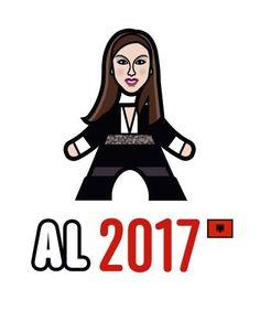 Eurovision 2017, Eurovision Songs, Albania, Aurora Sleeping Beauty, Darth Vader, Disney Characters, Songs, Disney Face Characters