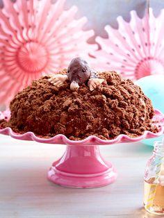 Kirsch-Maulwurfkuchen