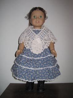 Promenade Dress for the American Girl and Similar 18 by MarieGeorj, $42.00