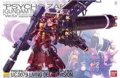 High Mobility Type Zaku Psycho Zaku Ver. Ka MG 1/100