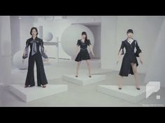 [MV] Perfume 「Sweet Refrain」 (+lista de reproducción)
