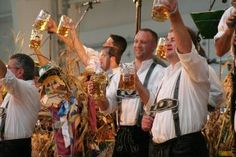 You will love the only officially sanctioned Oktoberfest event outside of Munich - held every year in Frankenmuth