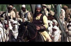 "Mehyar Khaddour as Khalid Ibn Al Walid in ""Omar"" TV Series 2012  www.facebook.com/Mehyar.Khaddour"