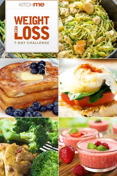 7-Day Weight Loss Challenge for Weight Watchers