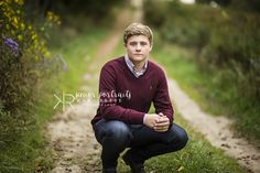 Mason was just great to work with. I wish more senior guys brought suits for some of their senior portraits! We started off in the KRP studio, and then…