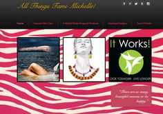 Wix Arena - All Things Tami Michelle by Memi-x Reasons To Be Happy, Web Design, Graphic Design, Web Development, All Things, Design Web, Website Designs, Site Design