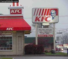 KFC Hillary Special