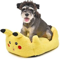 Super Hot Pet Product Dog Cat Bed Pikachu Shape Pet House Multifunction Sofa For Puppy To Medium Dog S/M Size Pet Supplier #Affiliate