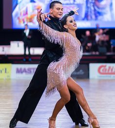 Andrey Gusev and Vera Bondareva - WDSF Grand Slam Wuhan April 2017 , 2nd leg of Grand Slam