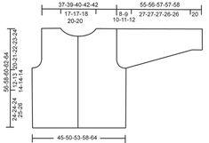 "DROPS 97-4 - DROPS jakke i perlestrik med hætte i ""Eskimo"". Str S-XXL - Free pattern by DROPS Design"
