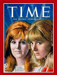 50 Years Ago This Week: The Redgrave Sisters Take America