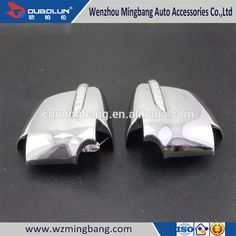 ABS Chrome LED Door Mirror Cover for 2004-2008 Starex Hyundai Car Decoration Accessories
