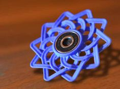 A beautiful celtic lotus Fidget Hand Spinner- 3D printed. A cool swirl of color when you spin. Check out our super awesome Dizzy Spinners at www.dizzyspinners.com. Perfect for fidgety hands- The dizzy spinner can get up to a 3+min very smooth and satisfying spin time. Keep your hands busy and your mind clear. Fast delivery and ultimate satisfaction. You will love it.... #dizzyspinners #fidgetspinners #spinninginparadise #adhdtoys