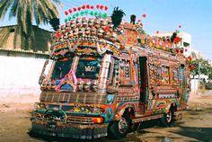indian pakistan trucks - Google Search