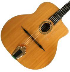 Archtop Guitar, Guitars, Enrico Macias, Gypsy Jazz, Guitar