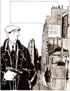 Tardi - cover project 1997