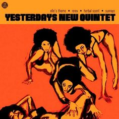 "YESTERDAYS NEW QUINTET - Elle's Theme 12"" ℗ 2000, Stones Throw Records"