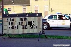 People in small town's watch out for each other. | 31 Things Only People From A Small Town Will Understand
