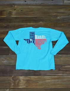 We know you love your great state and amazing school! Show off both in this new Sam Houston State University Comfort Color t-shirt! Eat 'em up Kats!!