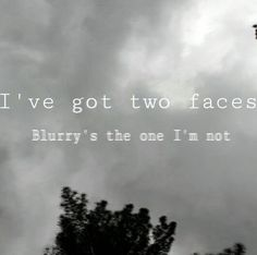 Goner- twenty one pilots #blurryface