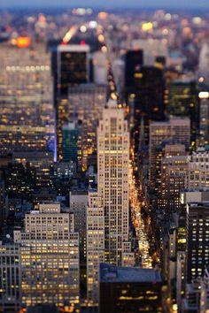 bright lights, big city // NYC