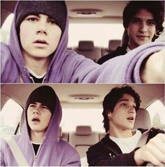 Dylan O'Brien & Tyler Posey (Teen Wolf)