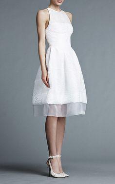 J. Mendel Bridal Look 2 on Moda Operandi