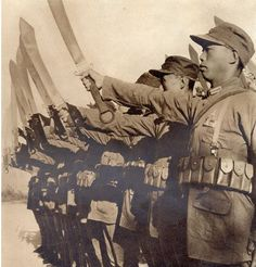 Chinese Soldiers of the 29th Route Army (1937)