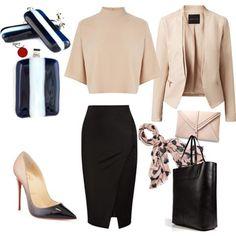 Less is more One #jacket many looks  #businessattire #igniteyourcreativity…