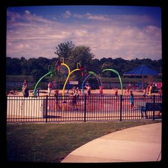 #Vortex #Splashpad in Maplewood Park, Jenison, MI | www.vortex-midwest.com