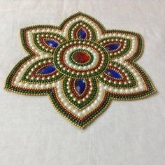 what is Kundan Rangoli - Google Search