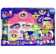 Littlest Pet Shop Biggest LPS House with special value