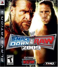 RAW TÉLÉCHARGER 2009 SOFTONIC GRATUITEMENT WWE SMACKDOWN VS PC