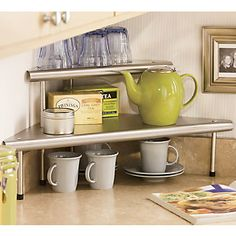 would make a great coffee station