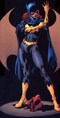 See Batgirl's costume history over the years. Read about the different Batgirl costumes Barbara Gordon, Bette Kane, Helena Bertinelli, Cassandra Cain and Stephanie Brown have worn while fighting under Batman's banner. Batwoman, Nightwing, Batman And Batgirl, Im Batman, Batman Art, Superman, Gotham, Dc Comics Women, Comics Girls